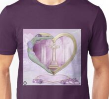 You Complete My Heart Unisex T-Shirt