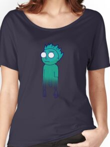 Phantom Morty (Pocket Mortys) Women's Relaxed Fit T-Shirt