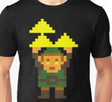 Link Can't Triforce Unisex T-Shirt