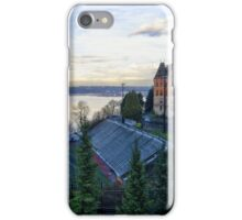 Staduim Bowl - Tacoma, WA iPhone Case/Skin
