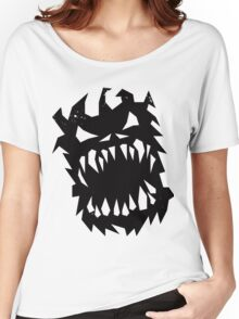 Screaming Monster Women's Relaxed Fit T-Shirt