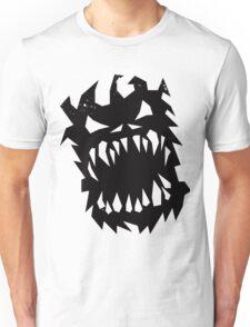 Screaming Monster Unisex T-Shirt