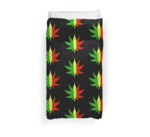 Rasta - Cannabis - Weed - 420 - (Designs4You) Duvet Cover