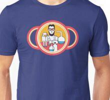 Vintage mad LSD professor Scientist Unisex T-Shirt