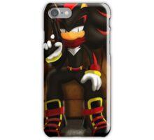 Shadow the  Hedgehog iPhone Case/Skin