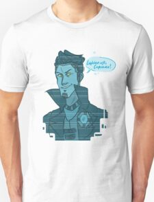 Cupcake- Handsome Jack T-Shirt
