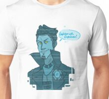 Cupcake- Handsome Jack Unisex T-Shirt