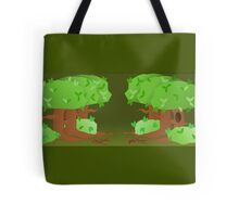 Creepy Woods Tote Bag