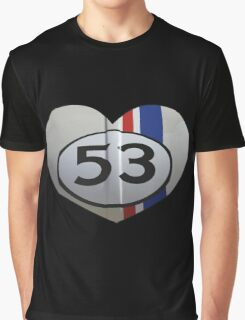 Herbie the Love Bug! Graphic T-Shirt