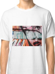 The Girl  Classic T-Shirt