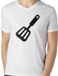 Spatula Mens V-Neck T-Shirt
