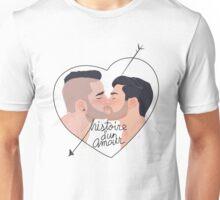 Histoire d'un amour Unisex T-Shirt