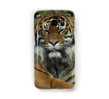 The True King of the Jungle Samsung Galaxy Case/Skin
