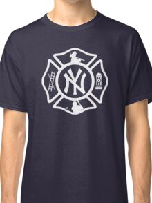 FDNY - Yankees style Classic T-Shirt