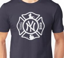 FDNY - Yankees style Unisex T-Shirt