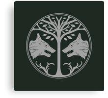 The Iron Banner Emblem Canvas Print