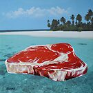 The Great Barrier Beef by David Irvine