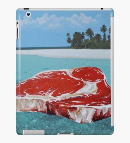The Great Barrier Beef iPad Case/Skin