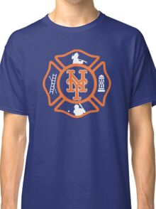 FDNY - Mets style Classic T-Shirt