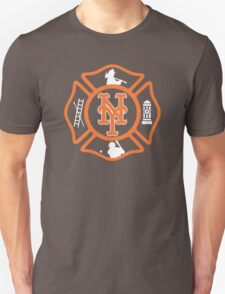 FDNY - Mets style T-Shirt