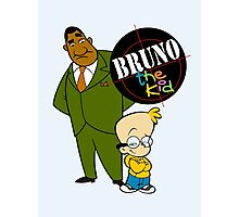Bruno the Kid  Photographic Print