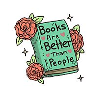 Books Are Better Than People Photographic Print