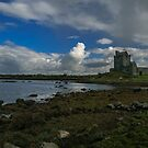 Irish Castle by DHParsons