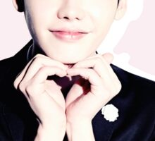 Lee Jong Suk #2 Sticker