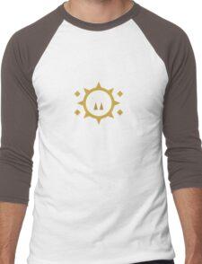 The Queen's Wrath Emblem Men's Baseball ¾ T-Shirt