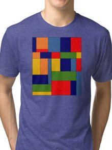 Abstract #348 Tri-blend T-Shirt
