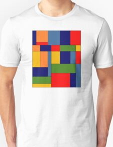 Abstract #348 Unisex T-Shirt