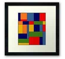 Abstract #348 Framed Print