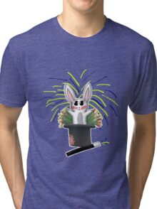 The Magician's Favorite Trick Tri-blend T-Shirt