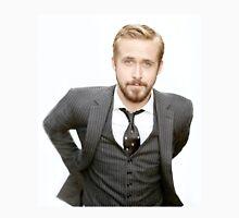 Ryan Gosling Women's Fitted V-Neck T-Shirt