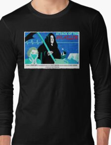 Jeremy Hunt  B-Movie Monster Long Sleeve T-Shirt