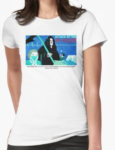 Jeremy Hunt  B-Movie Monster Womens Fitted T-Shirt