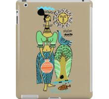 Sri Lanka Scene iPad Case/Skin