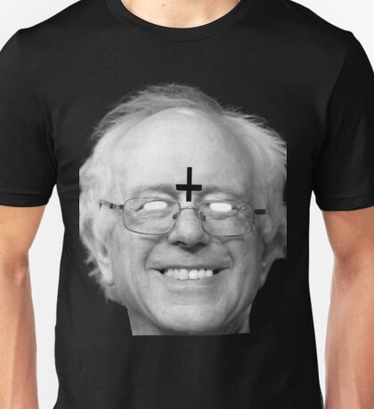 Bernie Sanders 666 Merch Unisex T-Shirt