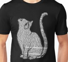 Book Cat Unisex T-Shirt