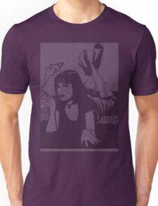 Pulp Fiction Mia Script Unisex T-Shirt