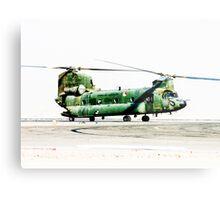 Dutch CH-47 Chinook Metal Print