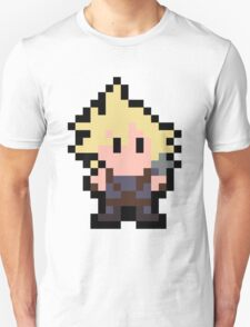 Pixel Cloud Strife Unisex T-Shirt