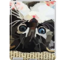 Kittens and books iPad Case/Skin