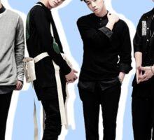 iKON (Team B, no Chanwoo)  Sticker