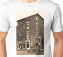 Portland, Maine - Silver Street Unisex T-Shirt