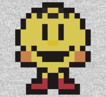 Pixel Pac-Man Baby Tee