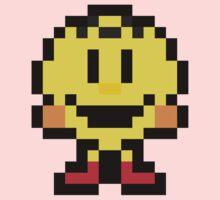 Pixel Pac-Man Kids Tee