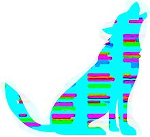 DNA of the Wolf Photographic Print