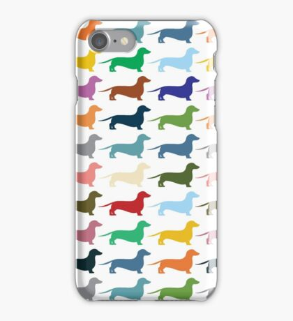Dachshund iPhone Case/Skin