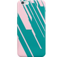 Jagged Edges iPhone Case/Skin